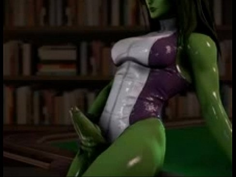 Remarkable, very She hulk sucking cock share