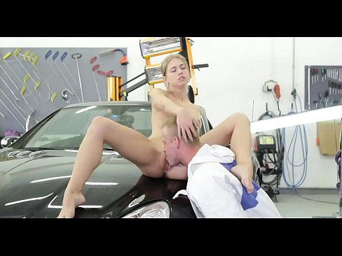 Electrifying doggystyle drilling for a beautiful honey