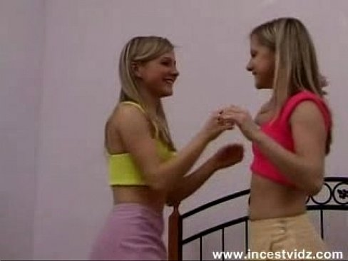 Twins lesbian sisters tube video