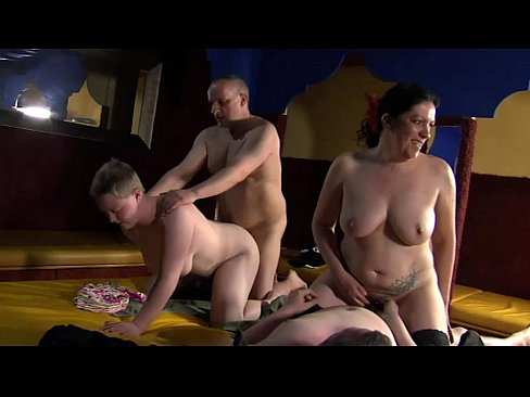Deutsche Amateur-Mature Swinger