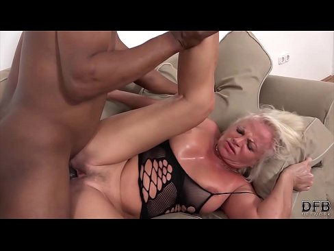 Taking a big dick is making her cum and want to swallow the black cock jizz