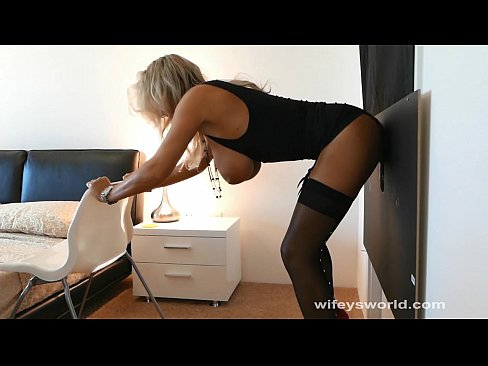 Wife takes first anal