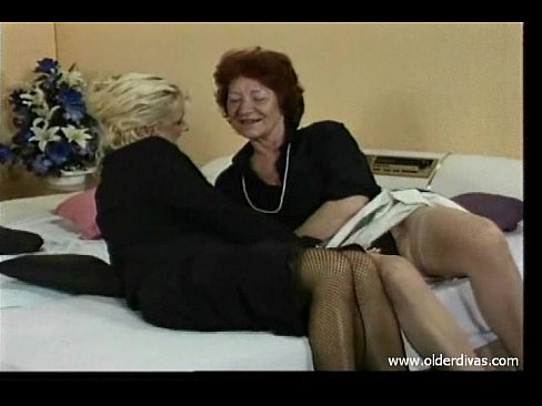 Business suit granny porn videos