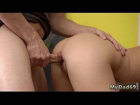 Old men double penetration and fuck daddy homemade Would you
