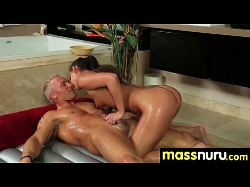 Nuru Massage Ends with a Hot Shower Fuck 26's Thumb
