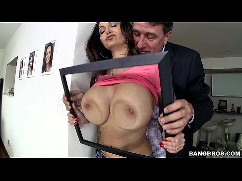 Ava Addams has Huge All Natural MILF Tits