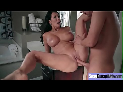Intercorse In Front Of Cam With Big Tits Hot Wife (Reagan Foxx) clip-22