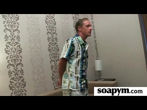 Erotic soapy massage with Happy Ending 17