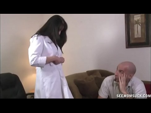 milf takes matters into her hands and mouth
