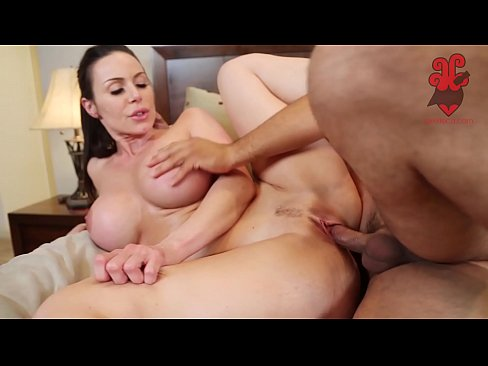 Axxxteca: Lucky mexican gets to fuck Kendra Lust sexy Milf with huge ass and Tits!!