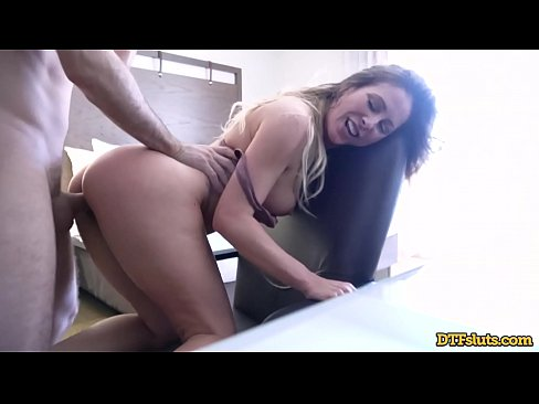 MILF BABE CHERIE DEVILLE GETS SOME ROUGH FUCKING IN HOTEL ROOM