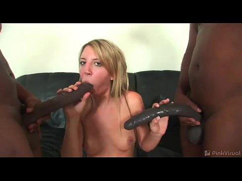 Black huge interracial sex