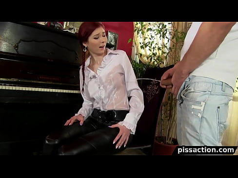 girl gets the piss fix by piano service manXXX Sex Videos 3gp