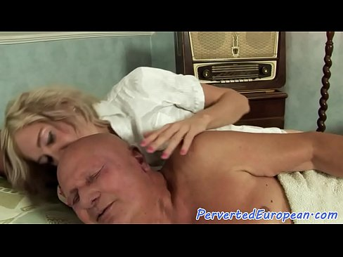 Eurobabe pissing cunt on previous man after extreme fucking him