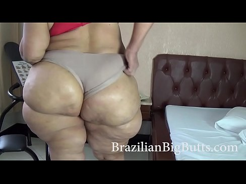 BrazilianBigButts.com Goddess of the ass - bbw pawg MadamButt teasing milf lovers