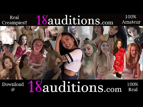 Jay Bank Presents - Compilation #6 - REAL Creampie Auditions & Casting
