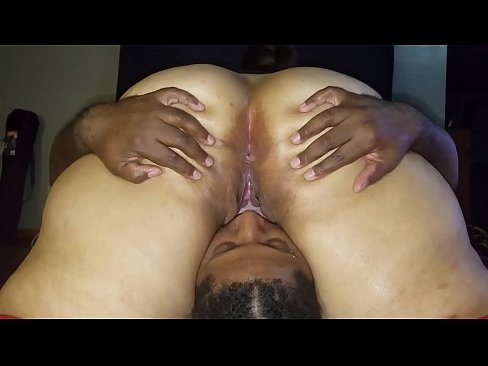 Eating Cum My Wifes Pussy