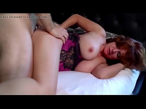 Redhead Mature Loves Young Dick-Fuck Horny Wife