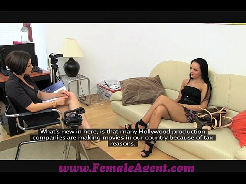 Femaleagent let me show you how to do it 4