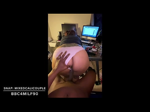 bbc facefucking latina wife, then lets wife ride