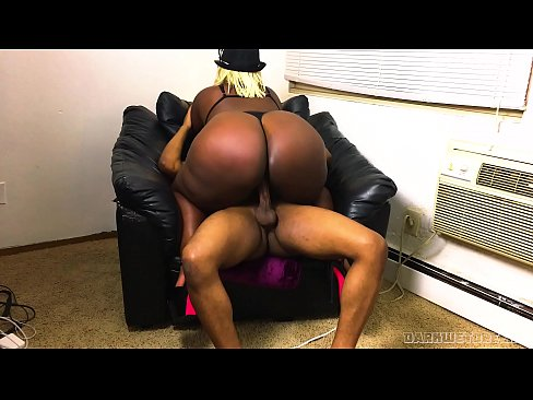 Phat Ass Ebony Stripper