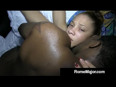 Rome Major whips out his BBC for Mz Natural & Redzilla wants in on this action! Both brothers Get Some Pussy in this Bad Ass Gang Bang! Full Video & See Me Fuck Chicks @RomeMajor.com!