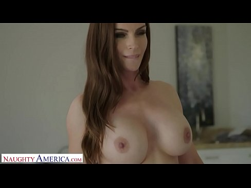 Clip sex Naughty America Mrs. Culver showers with and fucks son's friend