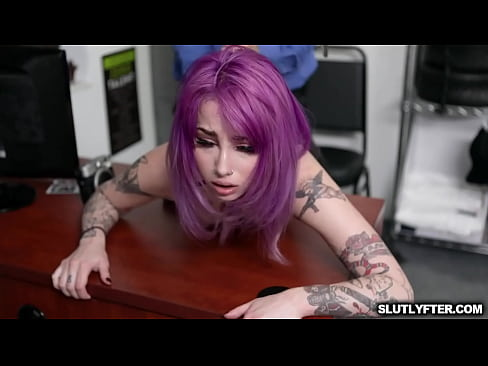 Clip sex Lp Officer banging Val Steeles tight cooch from behind and fucks her so hard with his throbbing meat