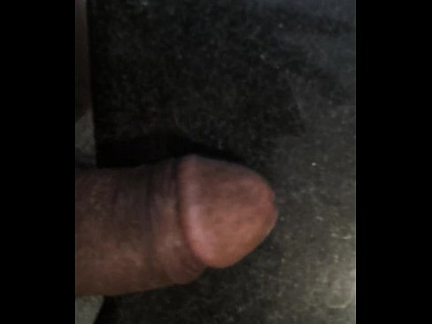 Dark with biggest shlong masturbating