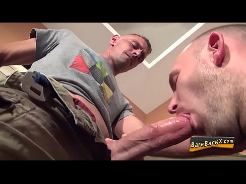 Gay studs hole creampied
