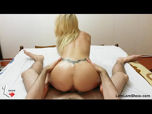 MILF Slide And Riding Fuck Her Fan POV!