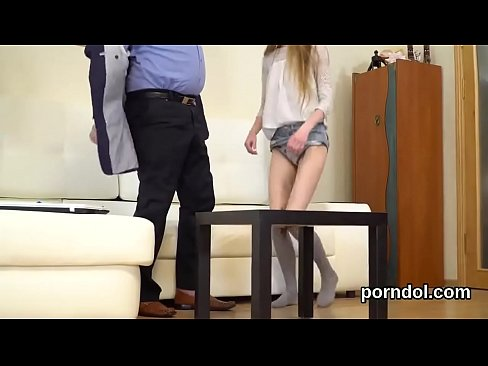 Sweet schoolgirl gets seduced and plowed by her older instructor
