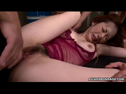 Aimi Ichijo got doublefucked the other day and liked it