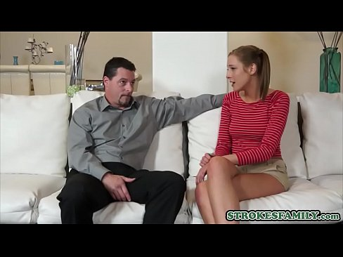 Hot Daddy Step Daughter
