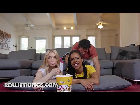 Clip sex RK Prime - (Kira Noir, Anastasia Knight, Robby Echo) - Dick Flicks And Chill - Reality Kings