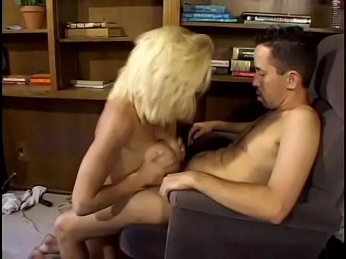 sexy blonde with big jugs rebecca wild seduces guy to fuck her in his office