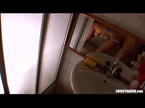 Amateur Sextape! Busty Britney's Quickie Homemade Toilet Fuck & Cum Swallow. Big Perfect Natural Boobs Dropping Heavy!