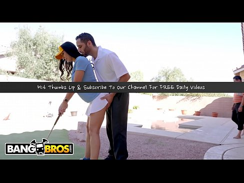 BANGBROS – Rachel Starr Fucks Golf Instructor Behind Her Husband's Back!