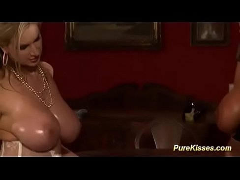 dirty lesbian Milfs with actual monster nice boobs
