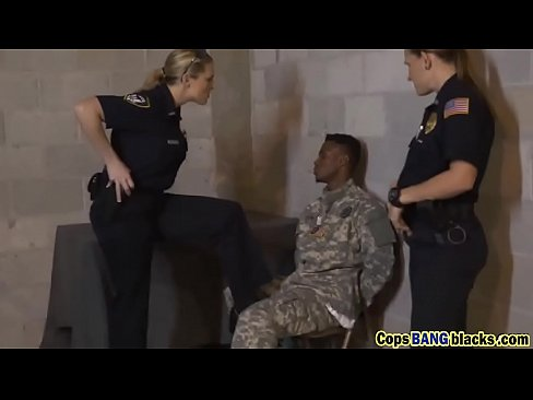 cover video he is fake soldier so he gets arrested and now  used as a fuck toy hd 72p porn 2