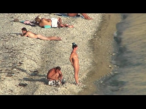 Real nudists remarkable