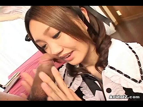 Gudang video bokep Sexy Japanese babe practices with a dildo Uncensored
