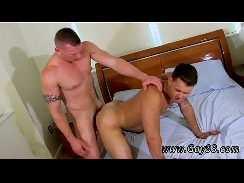 Gay twink pounded