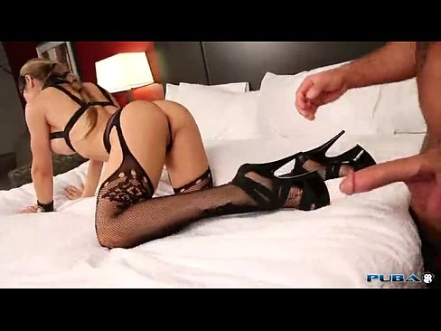 Nicole Aniston Dominated And Creampied