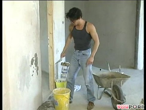 You Porn-Construction Crew Takes Pussy Break