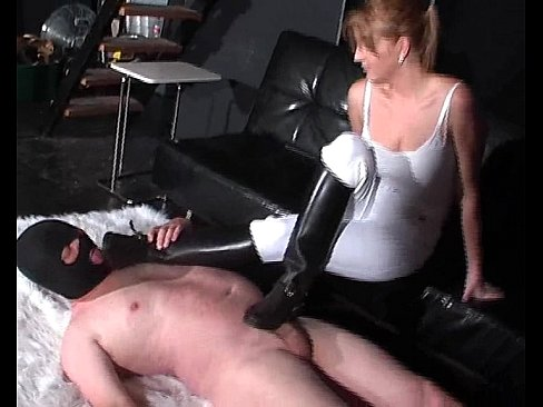 Accept. trample boot lick video that