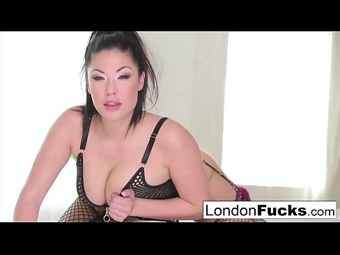 Are not hot asian a babe keyes fucks london are absolutely