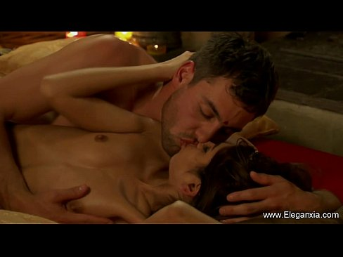 Erotic kissing scenes