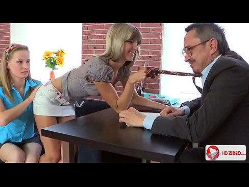 cover video 2 young girls know how to get a student credit the teacher