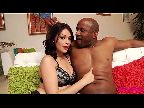 Ava Delush Fucked In The Ass By Big Black Cock